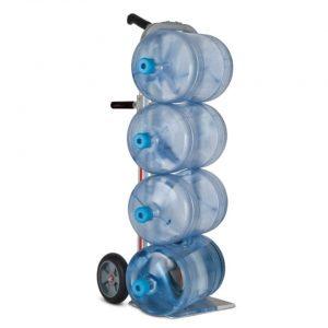 Carretilla de Reparto de Botellones de Agua tipo cama
