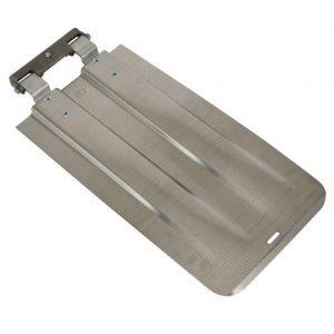Extension de perfil bajo para palas de carga