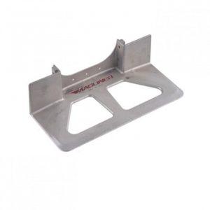 Pala de carga troquelada aluminio